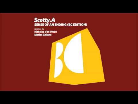 Scotty.A - Sense Of An Ending (Nicholas Van Orton Remix)