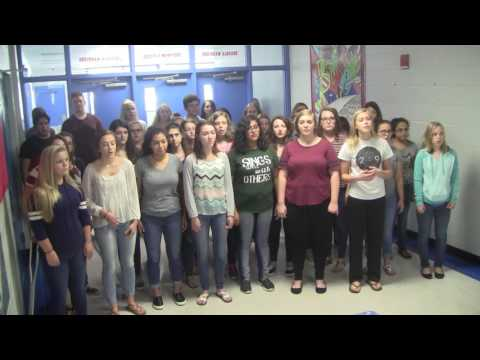 Osceola Fundamental High School sings 'Ukuthula'