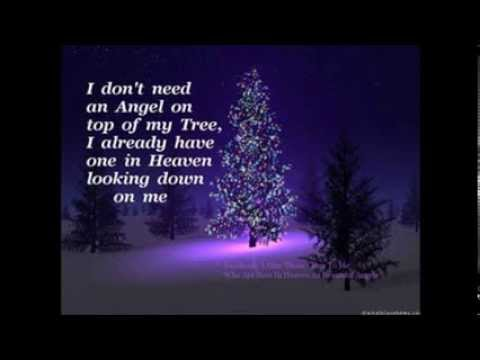 dedicated to our sweet darah joseph merry christmas in heaven sweetheart love mom - Merry Christmas In Heaven