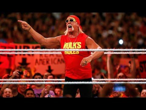 Hulk Hogan Back To Wwe 2017