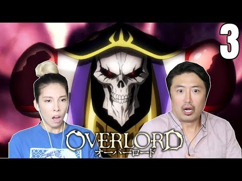 This is Getting GOOD!!!! OVERLORD EPISODE 3 REACTION!