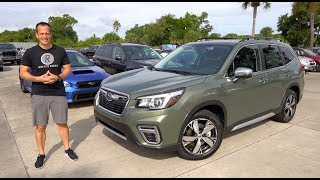 Is the 2020 Subaru Forester the BEST compact AWD SUV to BUY?