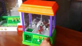 """Мини игровой автомат """"Достань подарок"""" TM007"""