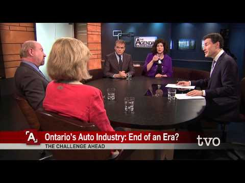 Ontario's Auto Industry: End of An Era?