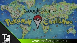 POKEMON su GOOGLE MAPS ! Free HD Video