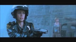 Silent Hill-Cop Meets First Mutant Scene(HD)
