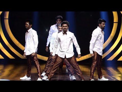 D3 D 4 Dance I DR Crew - Super fast round I Mazhavil Manorama