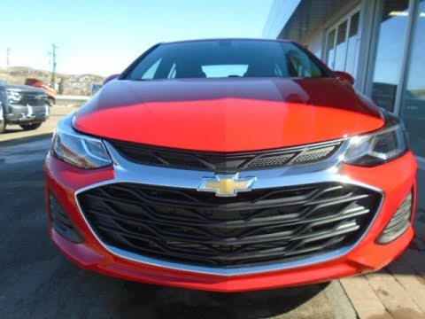 2019 Chevrolet CRUZE Review