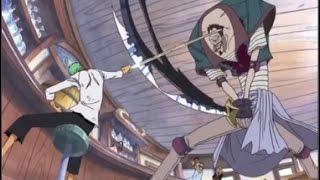 One Piece - Zoro Humiliates Billy !! ENG SUB