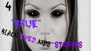 "Shivering Tales- 4 ""TRUE"" Black Eyed Kids Stories"