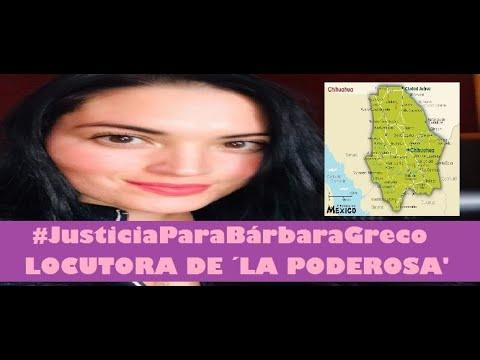 Bárbara Greco, Locutora De Radio En Cd. Juárez, Chihuahua La Mañana Del 18 De Febrero Del 2020