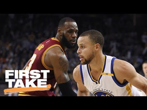 Download Youtube: Stephen A. And Max Make NBA Finals Predictions | First Take | May 29, 2017