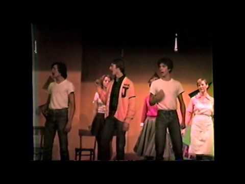 Happy Days, Berrien High School, 1983, Betty Devane, Drama and Music Department