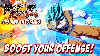 Dragon Ball FighterZ Tips: Open Up Your Opponent (Mix Ups, Combos, Pressure)