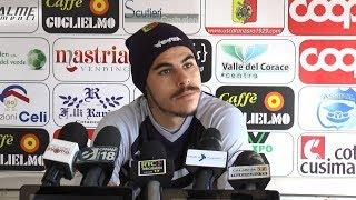 Verso Catanzaro-Catania: Zanini in conferenza stampa