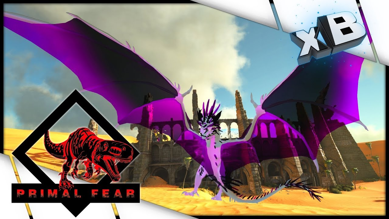 EPIC Spirit Guardian Wyvern Tame! :: Modded ARK: Scorched Fear :: E20