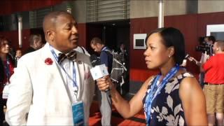 Liz Faublas Interviews Senator James Sanders from Queens