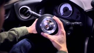 FT86Speedfactory - FRS & BRZ Aftermarket Steering Wheel Install