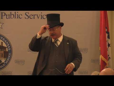 A Presidential Evening with Theodore Roosevelt