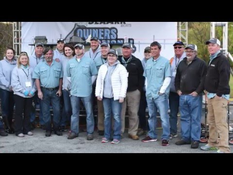 2016 SeaArk Boats Owners Invitational Catfish Tournament