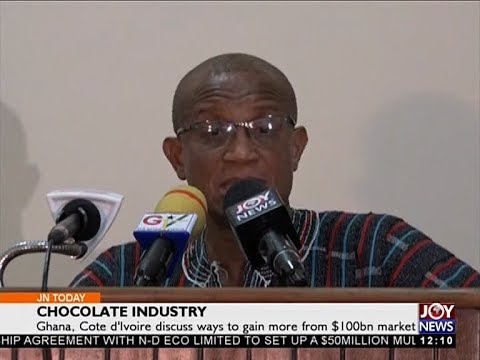 Chocolate Industry - Joy News Today (25-9-17)