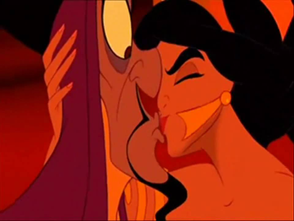 Aladdin and jasmine again car scene 8