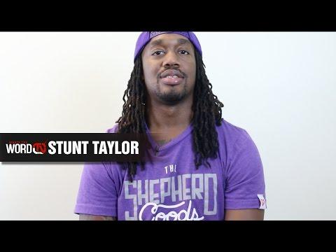 """Stunt Taylor on hit single """"FeFe on the block"""""""