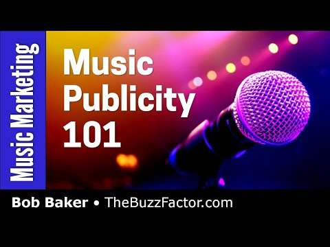 Music Publicity 101: Media Options for Musicians