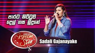 Sadali Gajanayake | පාරට කිට්ටුව දෙල් ගස මුදුනේ | Dream Star Season 10 Thumbnail