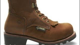 Wolverine Chesapeake GTX 400G Logger boot UNBOXING and First Impressions