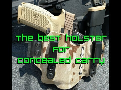 Whats the best concealed carry holster?