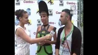 Новая Волна 2011. Бессарион и Кети Топурия