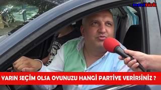 Adana Yüreğir'de Yarın Seçim Olsa Hangi Partiye Oy Verirdiniz ?