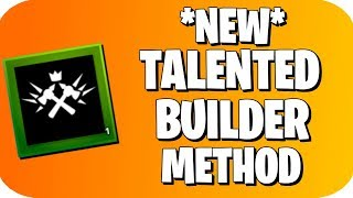 How to Get the Talented Builder Banner in Fortnite!