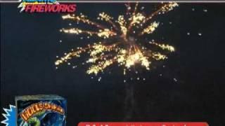 Alamo Fireworks - #0141 - Vicious Spiral