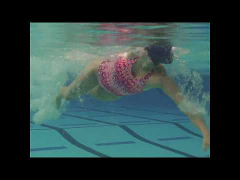 Nike Women's Digi Arrow Power Back One Piece Swimsuit