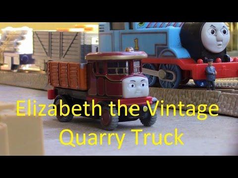 Elizabeth The Vintage Quarry Truck 14