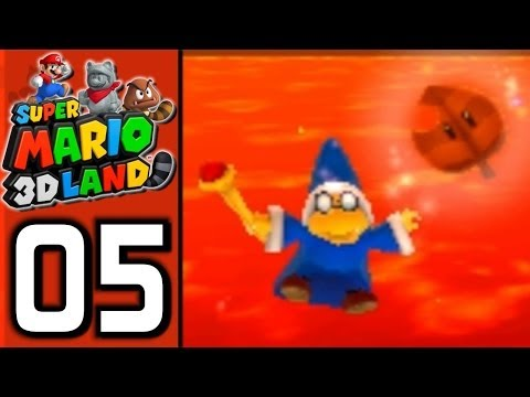 Super Mario 3D Land (100%) | Secret Easter Egg! (World 5)