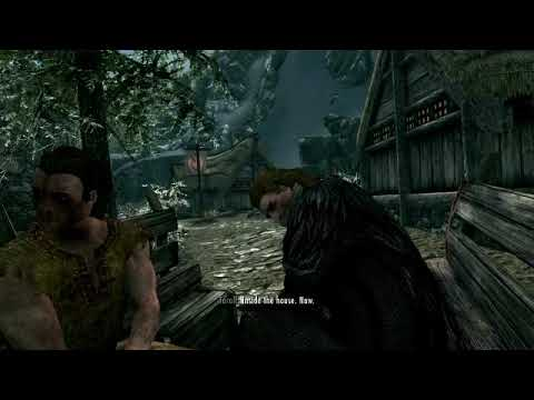 Sibi in Skyrim Ep 1: Character Creation and Escape