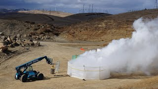 Ask Adam Savage: What MythBusters DIDN'T film, the Bomb Range and Simultaneous Myths