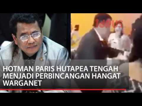Heboh! Video Hotman Paris Sawer Perempuan