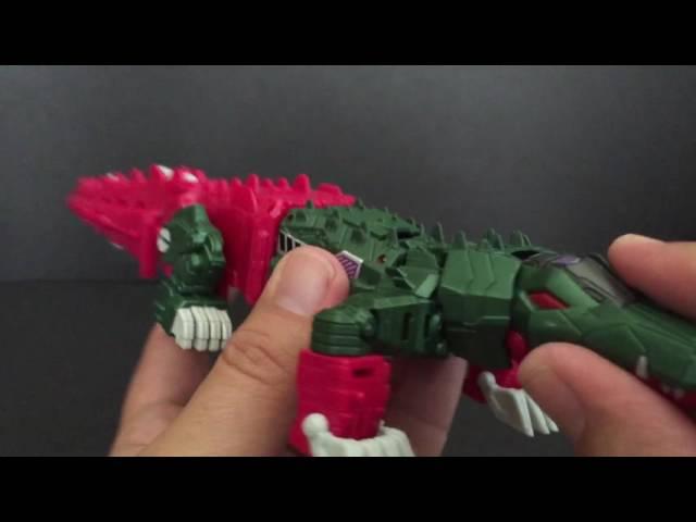 Transformers Titans Return Deluxe Class Skullsmasher Review!