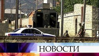 Режим контртеррористической операции введен сразу в двух районах Дагестана.