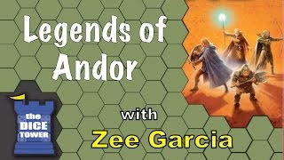 Legends Of Andor Review   With Zee Garcia