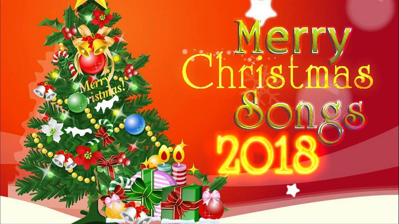 Top 20 Popular Christmas Songs 2018 - Christmas Songs Playlist ...