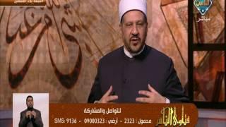 مستشار المفتى يوضح حقيقة دعاء الملائكة لزائر المريض.. فيديو