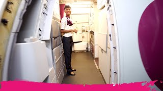 Qatar Airways FREE Business Class Upgrade | 24 Hours of Traveling from India to USA