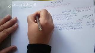 باك2020:الدرس1 مقاصد الشريعة الإسلامية  الجزء١
