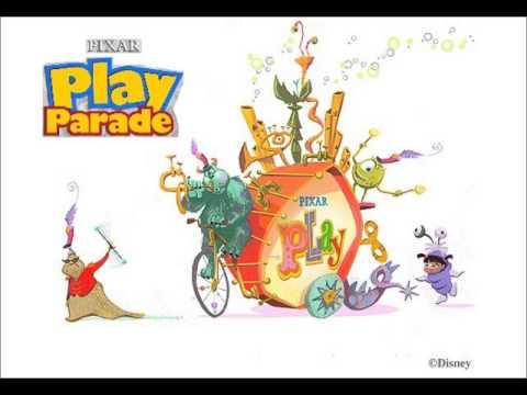 Pixar Play Parade HQ Soundtrack
