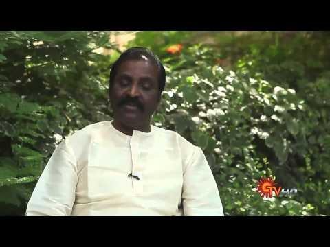 Vairamuthu sir speaks about Nenjankuzhi from naveena saraswathi sabatham